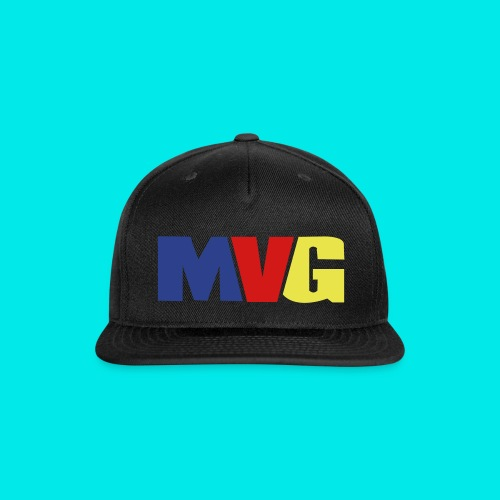 mvglogo hats - Snapback Baseball Cap
