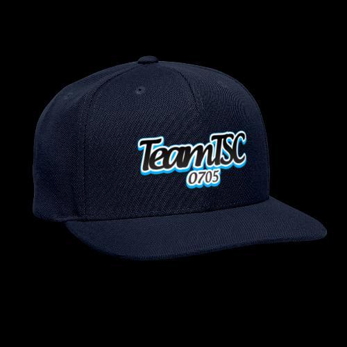 TeamTSC dolphin - Snapback Baseball Cap