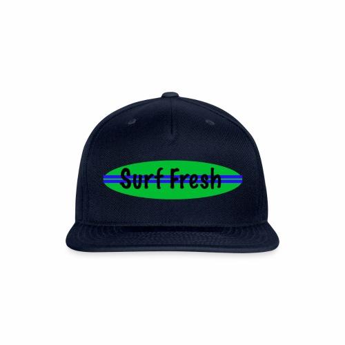 surf fresh - Snapback Baseball Cap