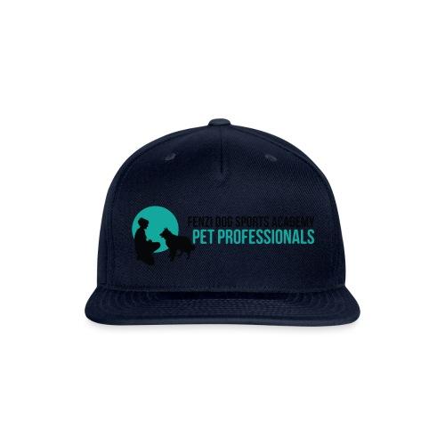 PPP Logo for Lights - Snapback Baseball Cap