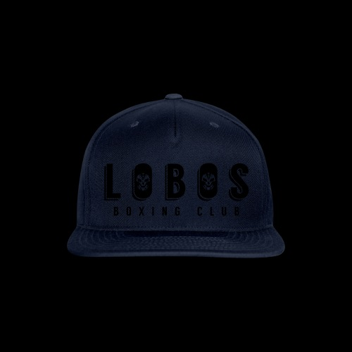 Lobo s Fancy No Apostrophe - Snapback Baseball Cap