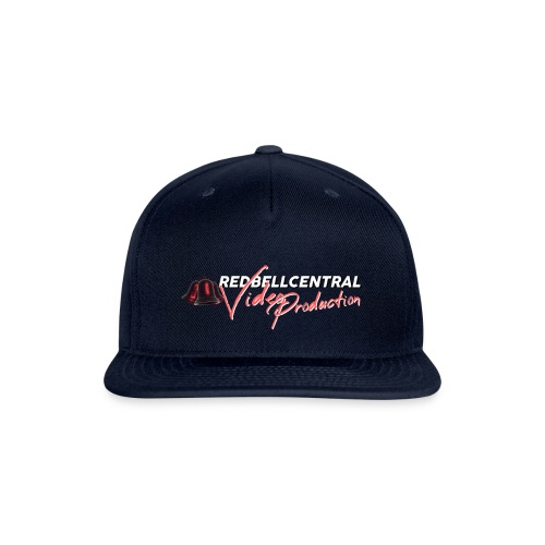 RedbellCentral Video Production - Snap-back Baseball Cap