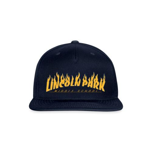 Traced New - Snapback Baseball Cap