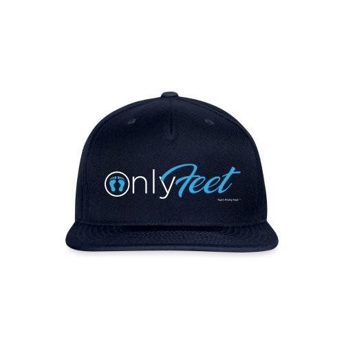 OnlyFeet™ (Parody) - Snapback Baseball Cap