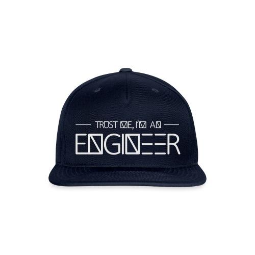 tust_me_-_engineer - Snapback Baseball Cap