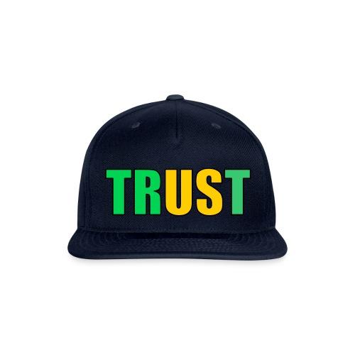 TRUST - Snapback Baseball Cap