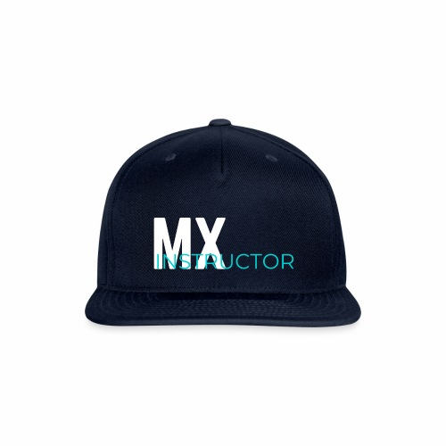 MX Gym Minimal Hat - Snapback Baseball Cap