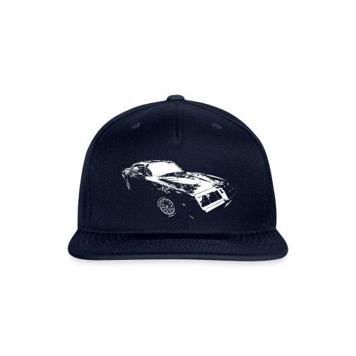 Classic Car - Snapback Baseball Cap