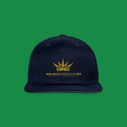 makare GOLD - Snap-back Baseball Cap