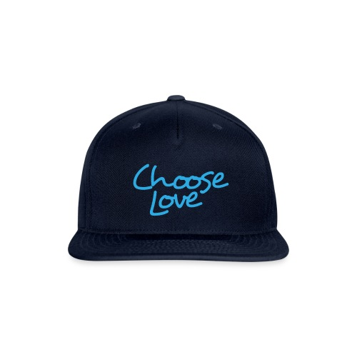 Love and Kindness - Snap-back Baseball Cap