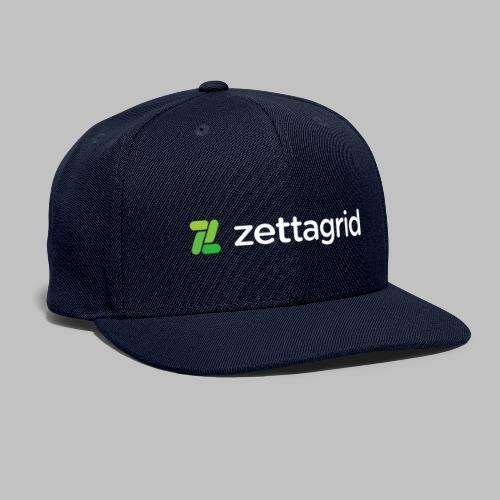 Zettagrid Word - Snapback Baseball Cap