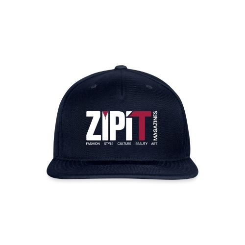 zipit magazines light - Snapback Baseball Cap