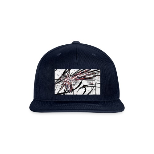 Original Abstract Samsung Galaxy S6 Rubber Case - Snapback Baseball Cap