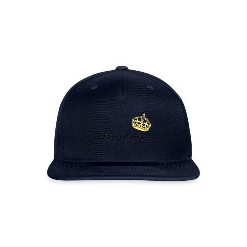 Princess - Snapback Baseball Cap