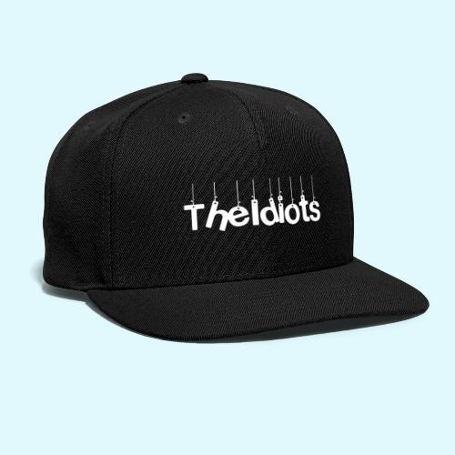 The Idiots Podcast - Snapback Baseball Cap