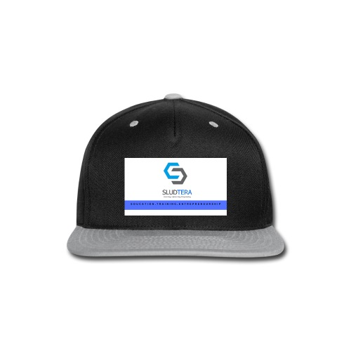 SLUDTERA - Snap-back Baseball Cap