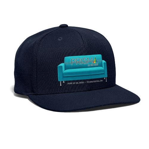 Teal Couch - Snapback Baseball Cap