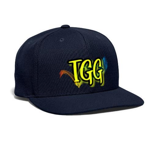 The light - Snapback Baseball Cap
