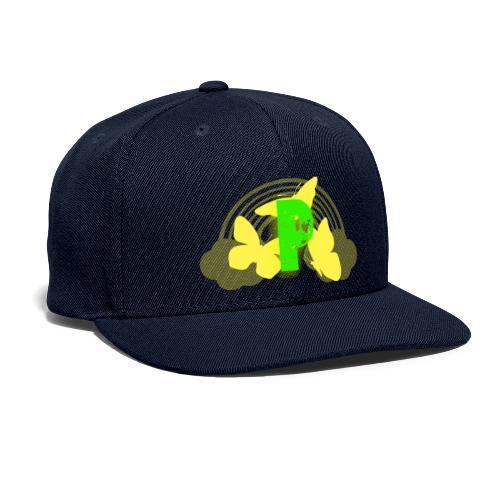 Ptolome logo - Snapback Baseball Cap