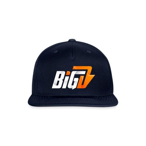 BigD Logo 2018 - Snapback Baseball Cap