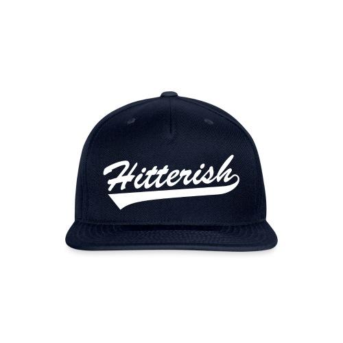 Hitterish - Snapback Baseball Cap