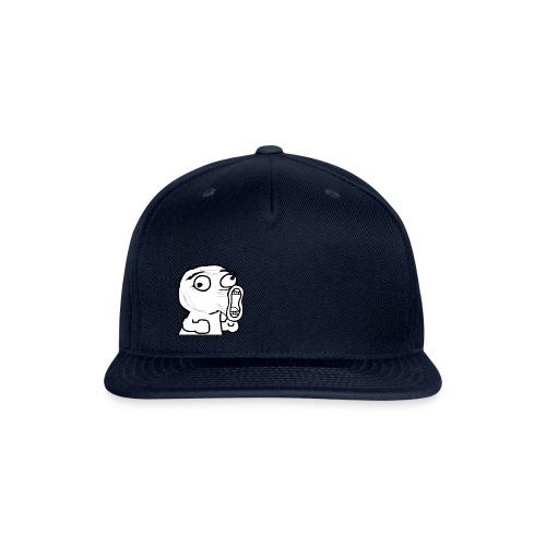 scream - Snapback Baseball Cap