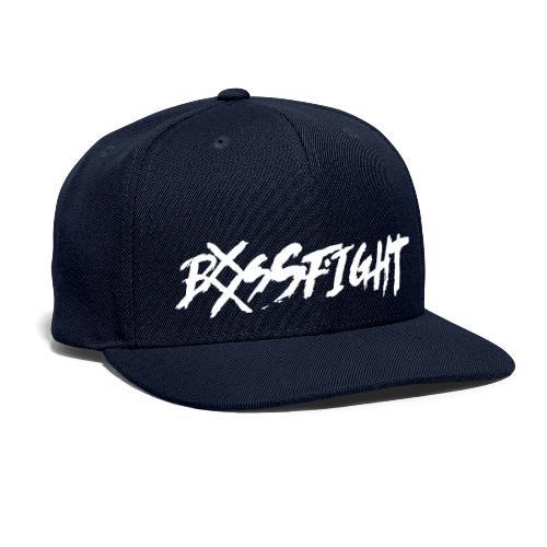 BOSSFIGHT - Snapback Baseball Cap