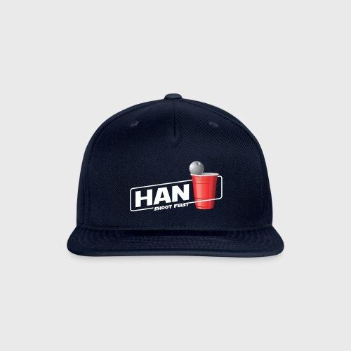 Han Solo Cup - Snap-back Baseball Cap