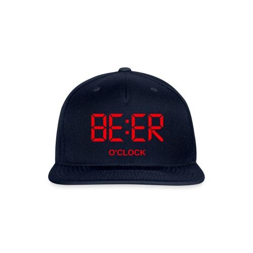 beer - Snapback Baseball Cap