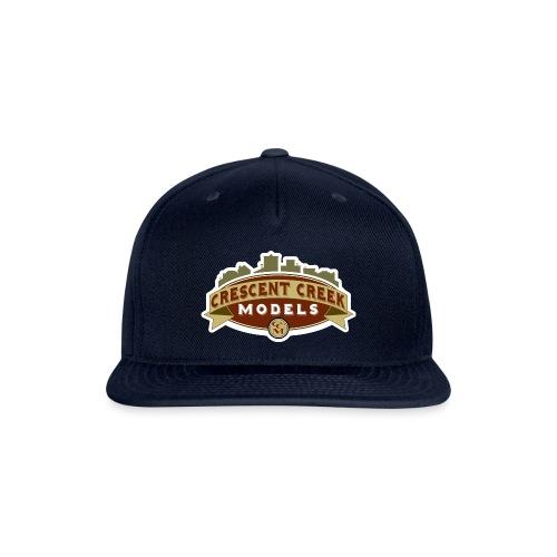 Crescent Creek Models - Snapback Baseball Cap