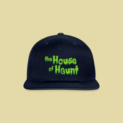 House of Haunt - Snapback Baseball Cap