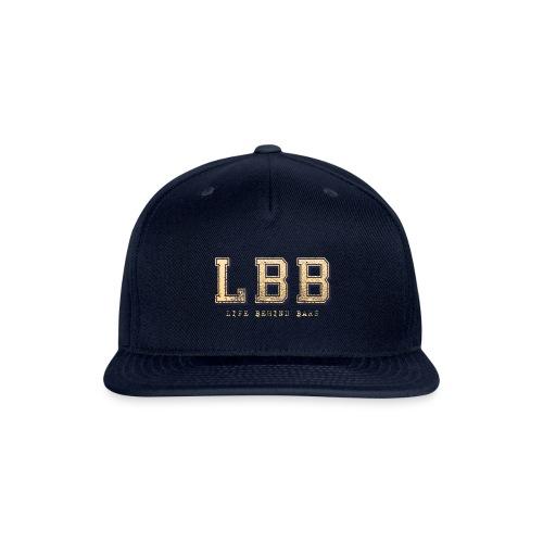 The LBB - Snap-back Baseball Cap