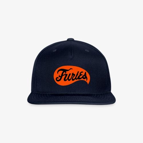 furieslogo copy - Snapback Baseball Cap