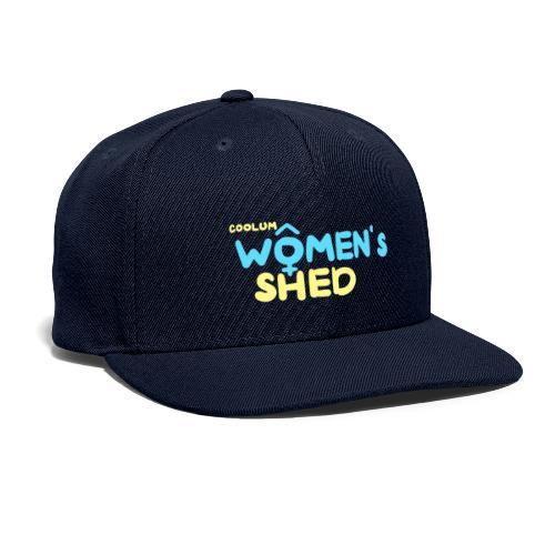 Coolum Women's Shed Tshirts - Snapback Baseball Cap