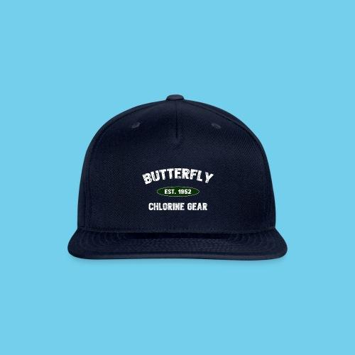 Butterfly est 1952-M - Snapback Baseball Cap