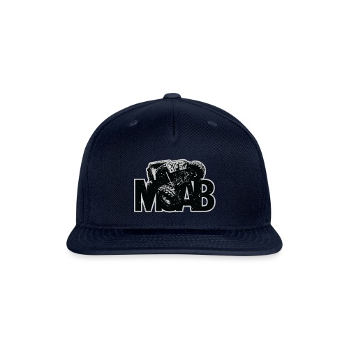 Moab Utah Off-road Adventure - Snapback Baseball Cap