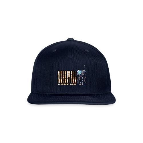 Nuke It All! 💥🍿 - Snapback Baseball Cap