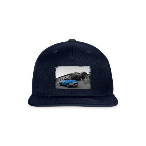 light blue car - Snapback Baseball Cap