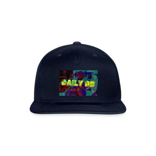 daily db poster - Snapback Baseball Cap