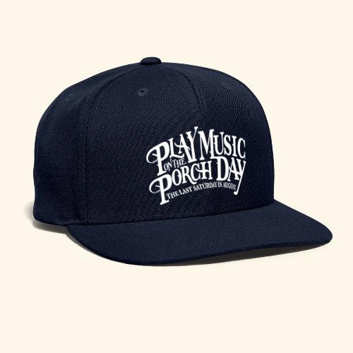 shirt4 FINAL - Snapback Baseball Cap