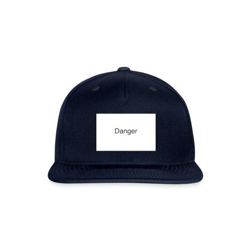 Danger Design - Snapback Baseball Cap