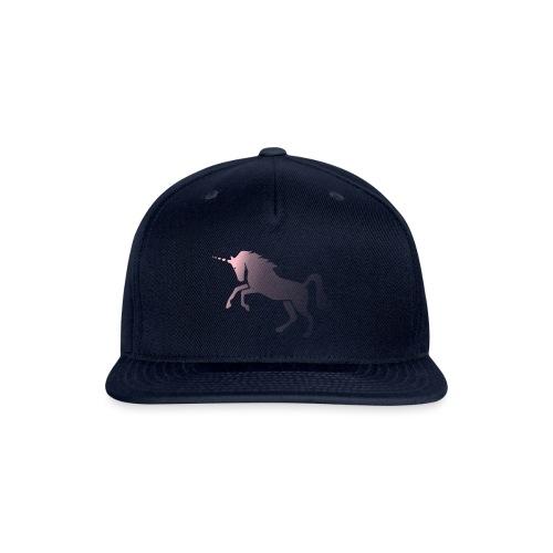 UNICORN1 - Snapback Baseball Cap