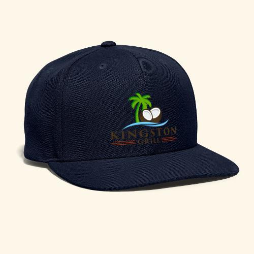 ff545b2433 Logo - Snapback Baseball Cap