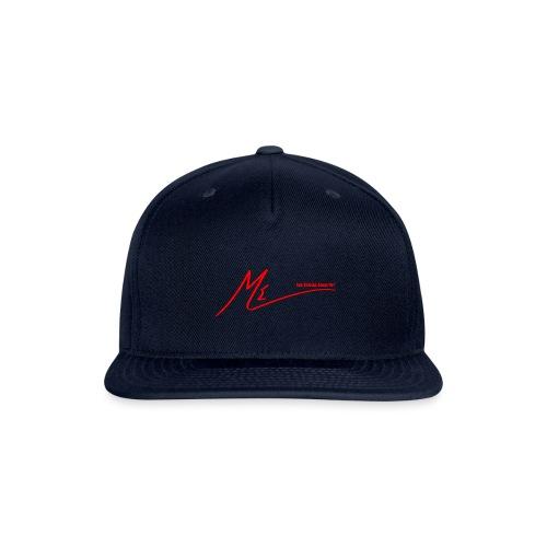 output onlinepngtools 3 - Snap-back Baseball Cap