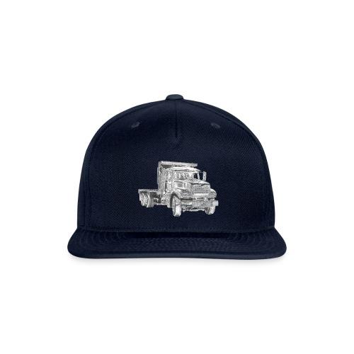 Flatbed Truck - Snap-back Baseball Cap