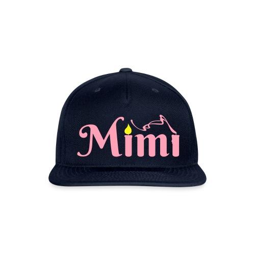 La bohème: Mimì candles - Snap-back Baseball Cap