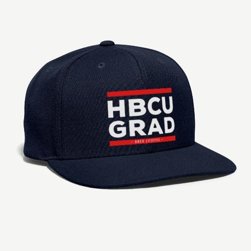 HBCU GRAD - Snapback Baseball Cap