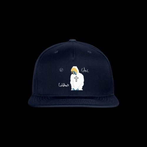 coldhart inverted design - Snap-back Baseball Cap