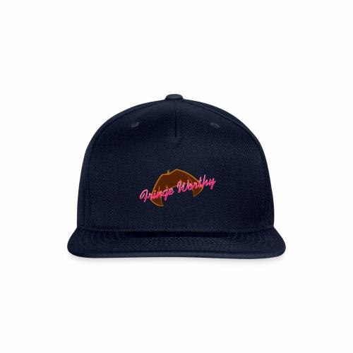Fringe WorthyCases - Snap-back Baseball Cap
