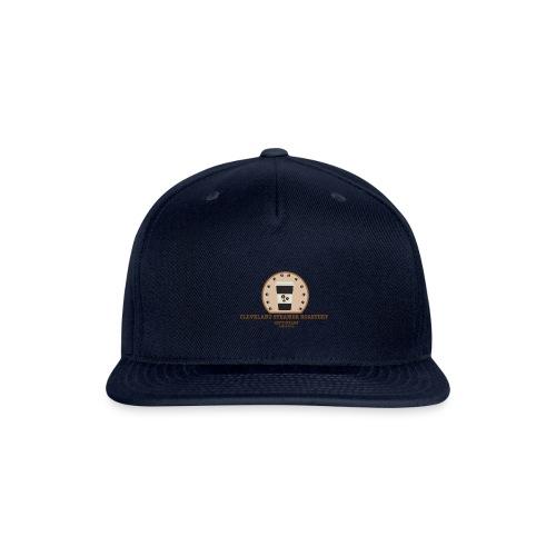 Cleveland Steamer Roastery - Snapback Baseball Cap